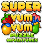  Super Yum Yum: Puzzle Adventures spel