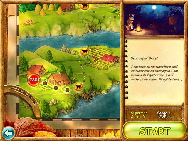Игра Супер корова + ключ k Скачать Игры, PC, PSP, PS2, PS3.