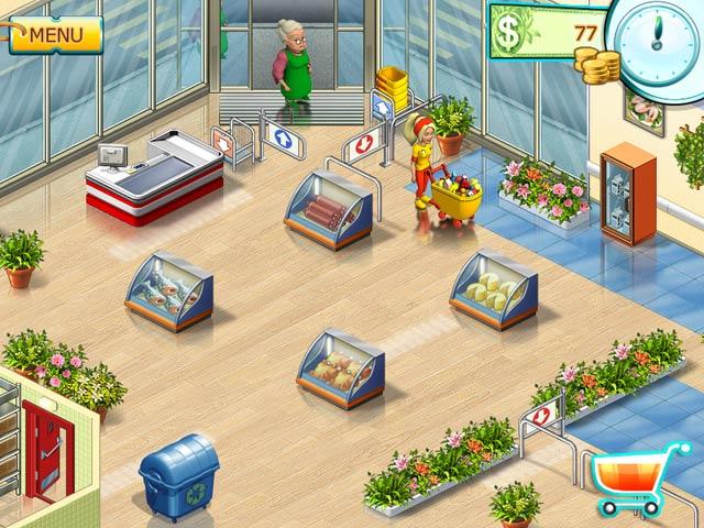 free supermarket games online