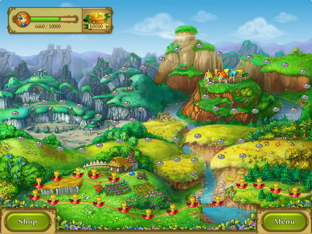 Play Free The Joy of Farming Online Game | 1000 Games