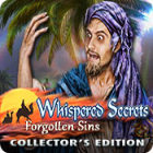 New game PC - Whispered Secrets: Forgotten Sins Collector's Edition