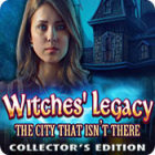 Cool PC games - Witches' Legacy: The City That Isn't There Collector's Edition