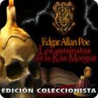 Dark Tales: Los asesinatos de la Rúe Morgue por Edgar Allan Poe - Edición Coleccionista