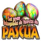 La gran búsqueda de huevos de Pascua