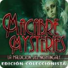 Macabre Mysteries: La maldición del Nightingale Edición Coleccionista