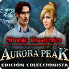 Strange Discoveries: El Pico de Aurora Edición Coleccionista