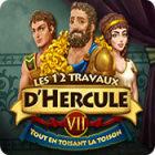 Les 12 Travaux d'Hercule VII: Tout en toisant la Toison
