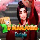 2D Mahjong Temple