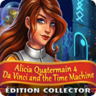 Alicia Quatermain 4: Da Vinci and the Time Machine Édition Collector