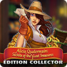 Alicia Quatermain: Secrets Of The Lost Treasures Édition Collector