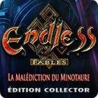 Endless Fables: La Malédiction du Minotaure Édition Collector