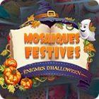 Mosaïques Festives Énigmes d'Halloween