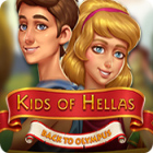 Kids of Hellas: Back to Olympus