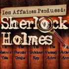 Les Affaires Perdues de Sherlock Holmes