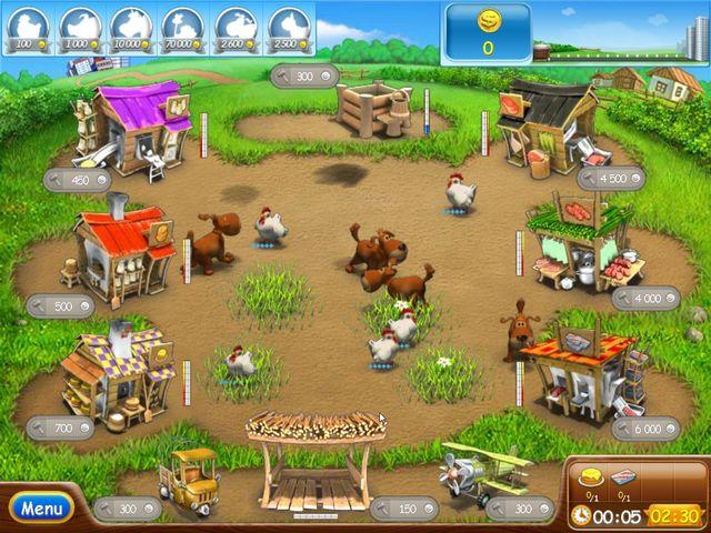 Игры на комп ферма симулятор