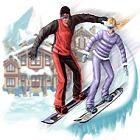 스키 리조트 모굴