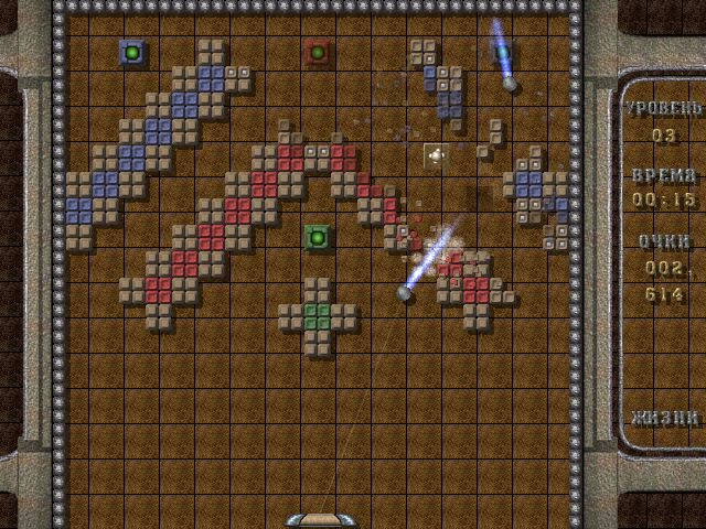 Скачать бесплатно Игру Болл атак (v. 1.17) (полная русская версия)+Crack.