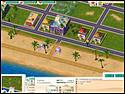 Пляжный курорт. Лето, море, пальмы