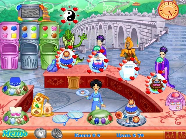 Вопрос-ответ по игре Cake Mania 3. Ключ к игре Cake Mania 3. Скриншот 1