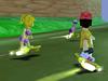 Космический скейтборд