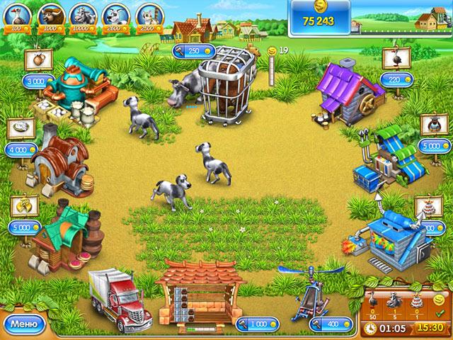 Игры Веселая ферма \ Все части Веселой фермы + KeyGen. Подскаж