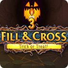 Fill And Cross. Trick Or Threat 3