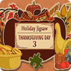 Holiday Jigsaw: Thanksgiving Day 3