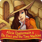 Alicia Quatermain 4: Da Vinci and the Time Machine