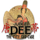 Judge Dee: The City God Case