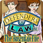 Defenders of Law: The Rosendale File