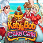 Katy and Bob: Cake Cafe