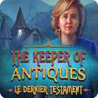 The Keeper of Antiques: Le Dernier Testament